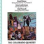 Colorado Quartet The Colorado Quartet