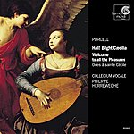 Philippe Herreweghe Purcell: Odes For Saint Cecilia's Day