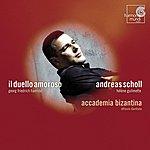 Andreas Scholl Handel: IL Duello Amoroso, Italian Cantatas For Solo Alto