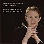 Douglas Boyd Mozart: Symphonies No. 41 And 42 - Jupiter