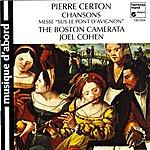 Boston Camerata Certon: Chansons