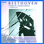 Thomas Zehetmair Beethoven: Violin Concerto; 2 Romances