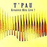 T'Pau Greatest Hits Live !