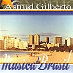 Astrud Gilberto Música Do Brasil. Astrud Gilberto