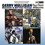 Gerry Mulligan Four Classic Albums (Digitally Remastered)