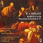 Jordi Savall Mozart : Requiem