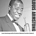 Louis Armstrong & His Band Louis Armstrong And His Orchestra Selected Favorites, Vol. 5