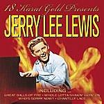 Jerry Lee Lewis 18 Karat Gold