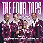 The Four Tops The Best Of The Four Tops Live