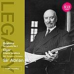 Sir Adrian Boult Brahms: Symphony No. 1 - Elgar: Enigma Variations