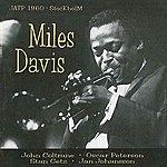 Miles Davis Quintet Davis, Miles: Jatp 1960, Stockholm