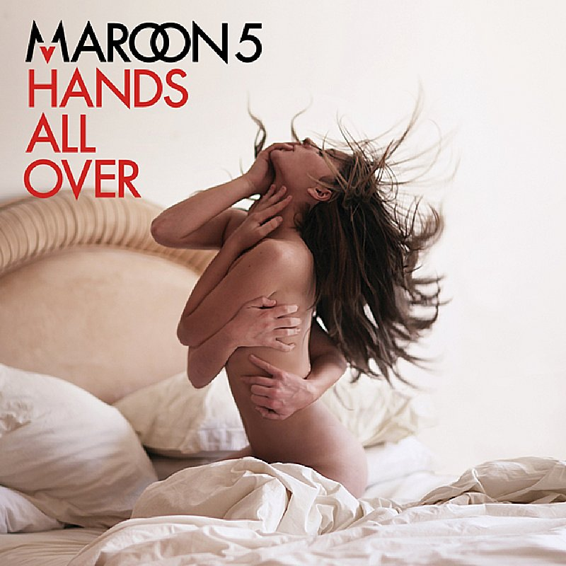 Cover Art: Hands All Over