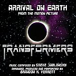 "Steve Jablonsky Transformers (2007) - ""Arrival On Earth"" From The Motion Picture (Feat. Brandon K. Verrett) - Single"