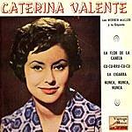 Caterina Valente Vintage Pop No. 208 - Ep: La Flor De La Canela