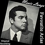 Mario Lanza Favourite Arias