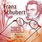 Franz Schubert Symphony No.1 In D Major, D.82 Symphony No.2 In B Flat Major, D.125