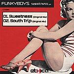 The Funky Boys Sweetness - Ep