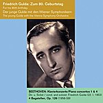 Friedrich Gulda Friedrich Gulda: For His 80th Birthday