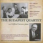 Budapest Mozart, W.A.: Piano Quartets Nos. 1 And 2 / Schumann, R.: Piano Quintet (Curzon, Arrau, Budapest Quartet) (1943, 1951)