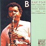 Anthony Braxton Braxton: Duets, Hamburg 1991
