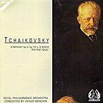 "Yehudi Menuhin Tchaikovsky - Symphony No. 6 Op. 74 In B Minor ""Pathetique"""