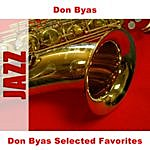 Don Byas Don Byas Selected Favorites