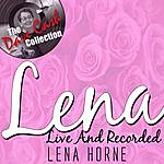 Lena Horne Lena Live And Recorded - [The Dave Cash Collection]