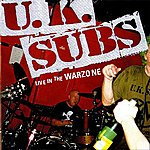 UK Subs Live In The Warzone