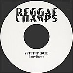 Barry Brown Step It Up / Dub - Single