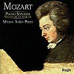 Maria João Pires Mozart: Piano Sonatas 10, 11, 12 & 14