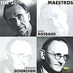 Hermann Scherchen Hans Rosband & Hermann Scherchen