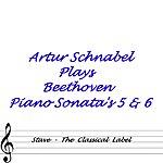 Artur Schnabel Plays Beethoven Piano Sonatas 5 & 6