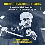 Robert Casadesus Arturo Toscanini Conducts Brahms,[Historical Classical Recordings 1935-1936], Vol. 1