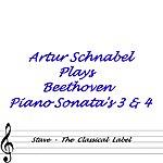 Artur Schnabel Plays Beethoven Piano Sonatas 3 & 4