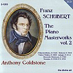 Anthony Goldstone Schubert: Piano Masterworks, Vol. 2