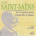 Annie d'Arco Saint-Saens: Les 2 Sonates Pour Violoncelle Et Piano