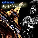 Sarah Vaughan April In Paris