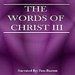 Pato Banton Words Of Christ III