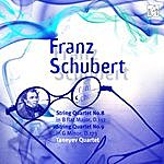Franz Schubert String Quartet No.8 In B Flat Major, D.112, String Quartet No.9 In G Minor, D.173
