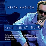 Keith Andrew Blue Funky Blue