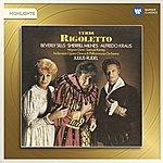 Julius Rudel Verdi: Rigoletto (Highlights)