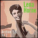 Lena Horne Archive '59 Vol 2