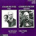 Gilbert Kalish Songs Of Charles Ives And George Crumb