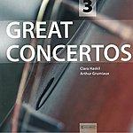 Clara Haskil Great Concertos Vol. 3
