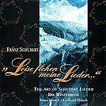 """Hans Hotter Schubert """"die Winterreise"""" The Art Of Schubert Lieder - Heinrich Schlusnus & Karl"""