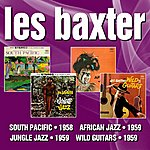 Les Baxter South Pacific / African Jazz / Jungle Jazz / Wild Guitars