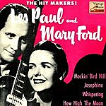 Les Paul & Mary Ford Vintage Vocal Jazz / Swing No. 197- Ep: Whispering