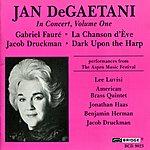 Jan DeGaetani Jan Degaetani In Concert, Vol. 1