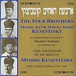 David Kusevitsky Songs & Praises (1930-1948)