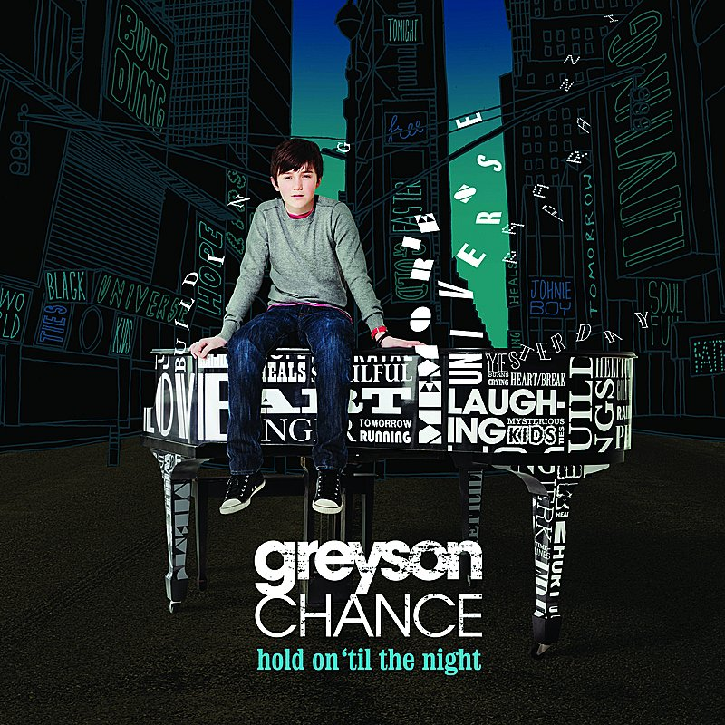 Cover Art: Hold On 'Til The Night